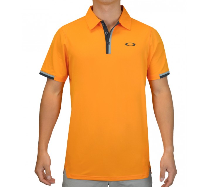 OAKLEY WESLEY POLO AUTUMN GLORY - SS15