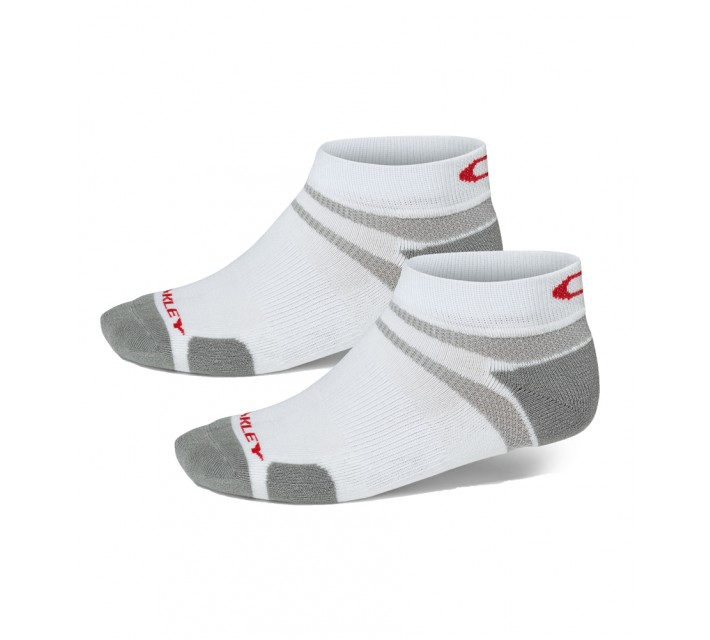 OAKLEY LOW-CUT 5-PACK SOCK WHITE - SS16
