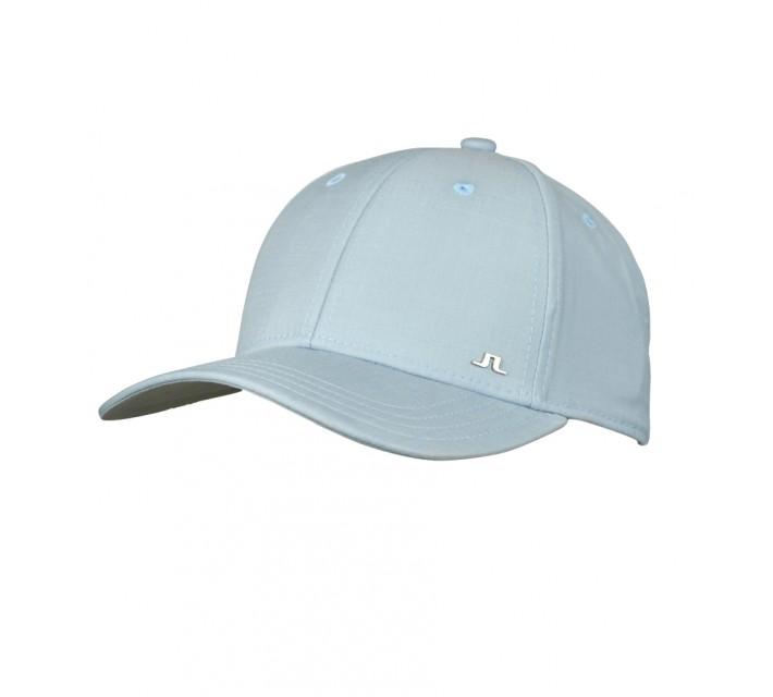 J. LINDEBERG WILL LIGHT DENIM CAP LIGHT BLUE - SS16