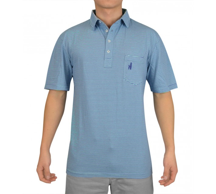 JOHNNIE-O WILSHIRE COTTON POLO ARUBA - SS15