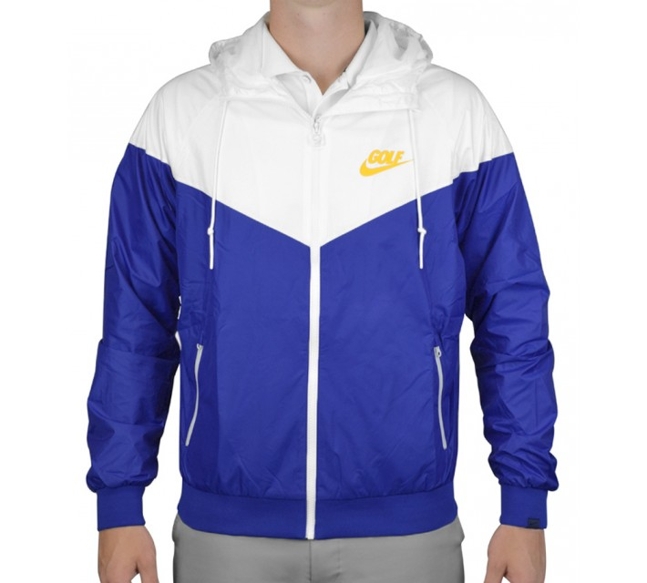 NIKE GOLF O WINDRUNNER GAME ROYAL - AW15 CLOSEOUT