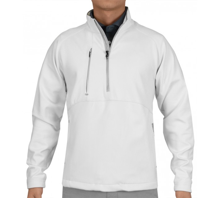 ZERO RESTRICTION WINDSTOPPER CHAMBERS BAY JACKET WHITE - SS15
