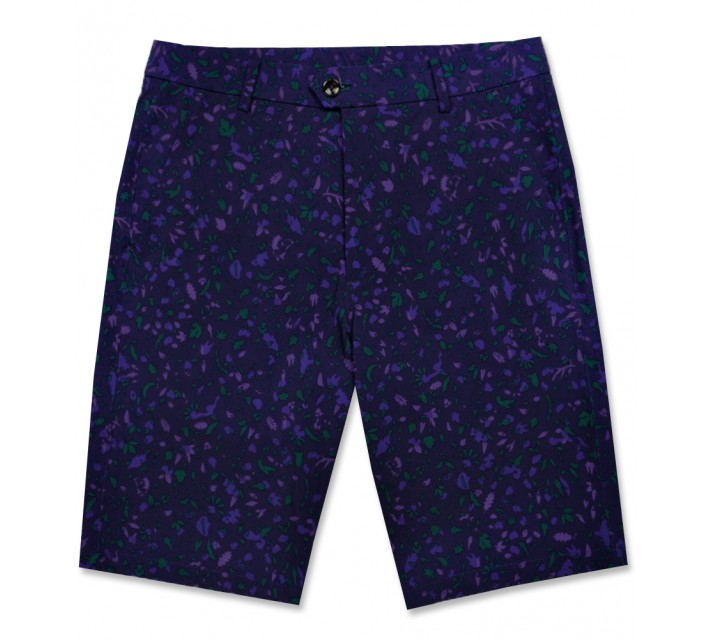 GREYSON WOLF FOREST SHORT NAVY - AW16