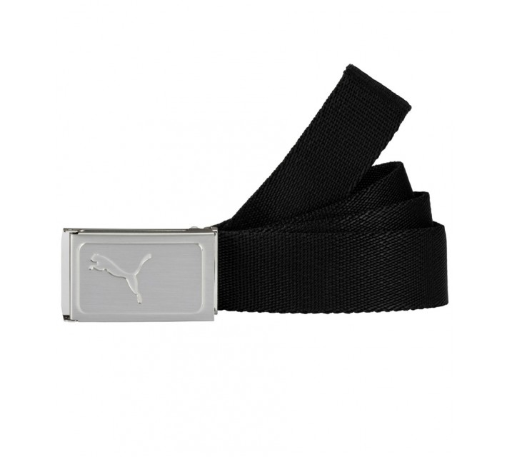 PUMA WORKS WEB BELT BLACK - AW16