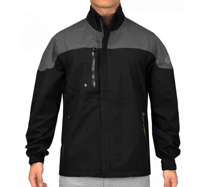 OSCAR JACOBSON WATERPROOF MICKEY TOUR JACKET BLACK- AW15