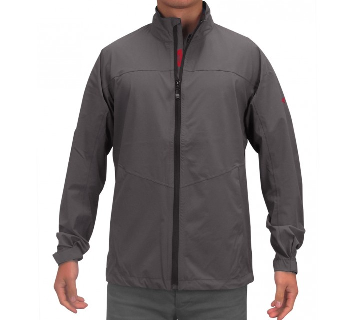 WOLSEY WATERPROOF JACKET NINE IRON - SS15