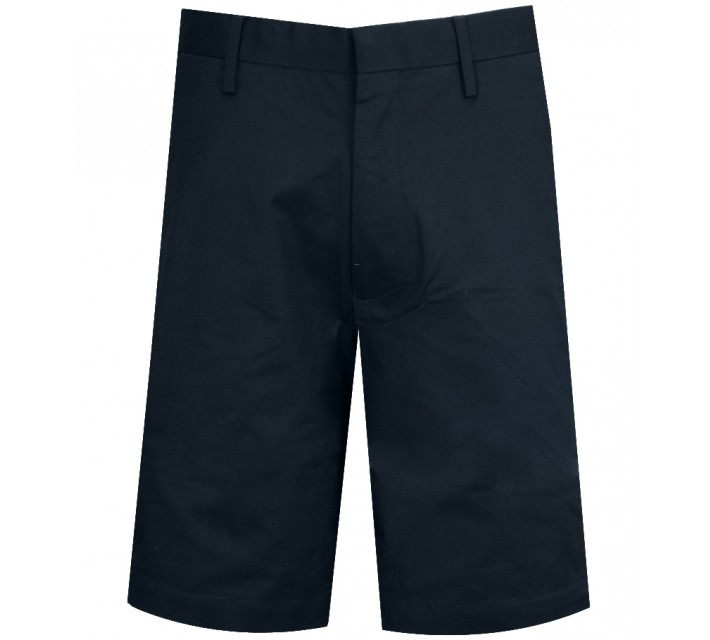 WOLSEY CORE CHINO SHORT TOTAL ECLIPSE - AW15
