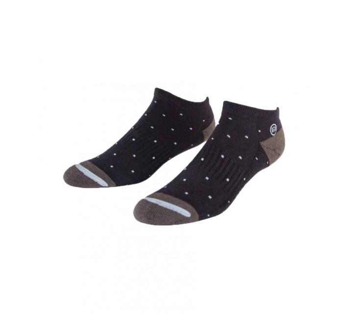TRAVISMATHEW YOGI LOW RIDER SOCKS DRESS BLUES - AW16