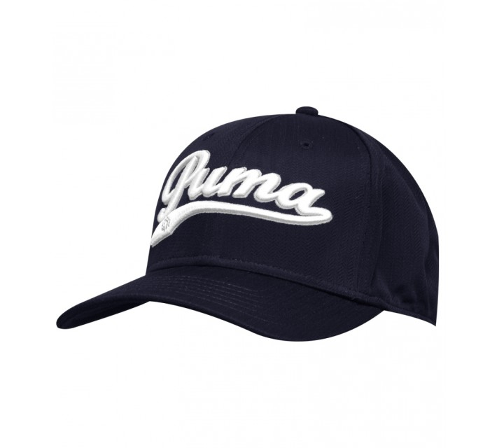 PUMA YOUTH BOYS SCRIPT COOL CELL SNAPBACK CAP PEACOAT - AW15