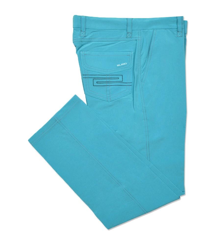 Sligo men 39 s preston golf pant nitro blue size 32 34 36 for Sligo golf shirts discount