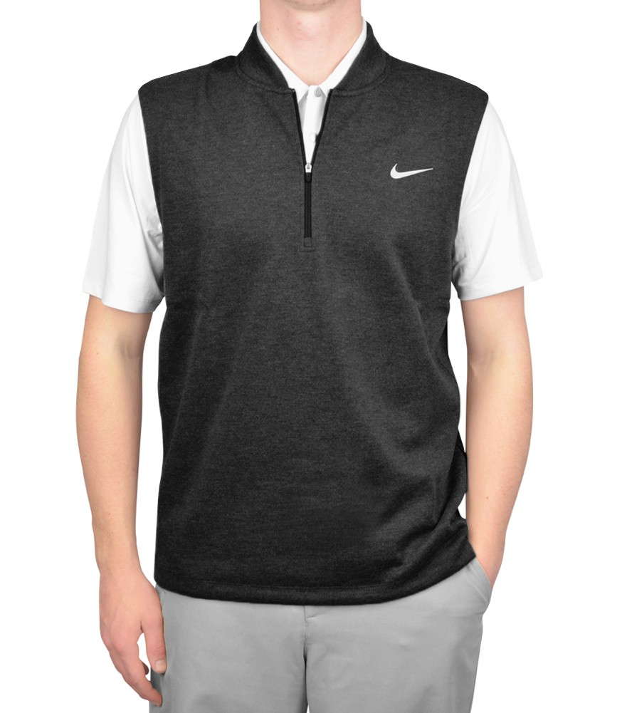 Tiger woods sweater cardigan with buttons for High end golf shirts