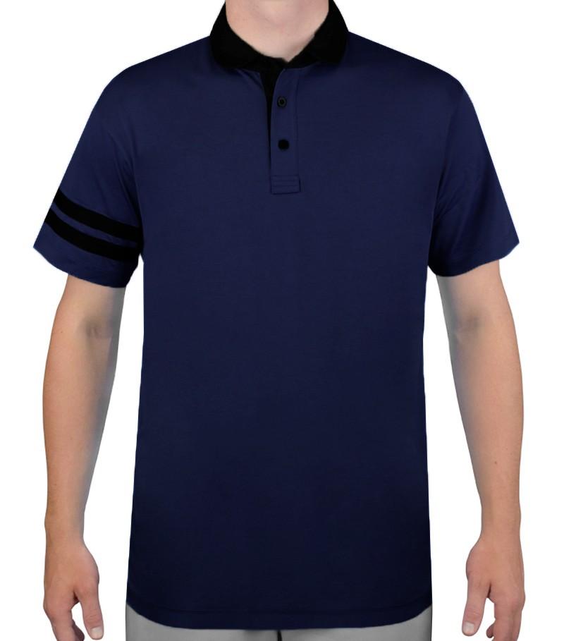 Devereux the devereux golf polo navy caviar aw15 for The devereux