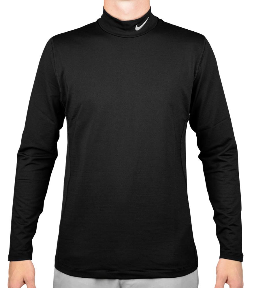NIKE GOLF HYPERWARM BASE LAYER BLACK - SS16 685870-010