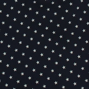 footjoy lisle star print polo close up