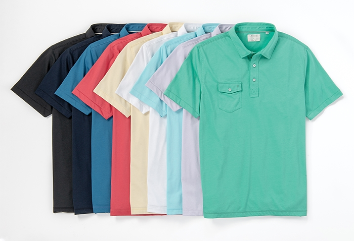 linksoul coast highway classic golf polo