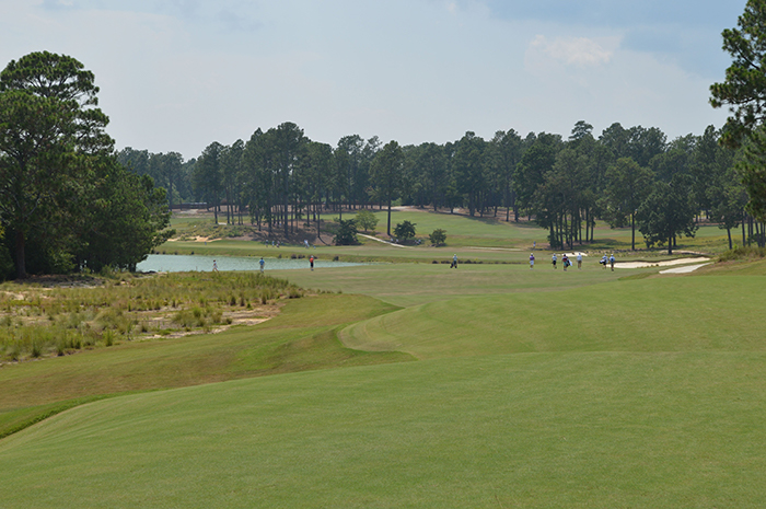 hole 13 pinehurst number 4