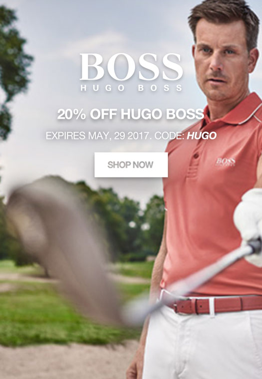 20% Off Hugo Boss