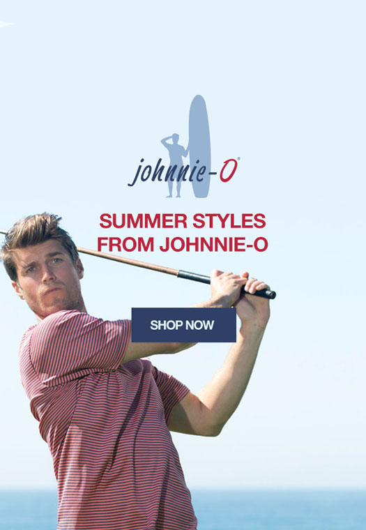 Summer Styles From Johnnie-O