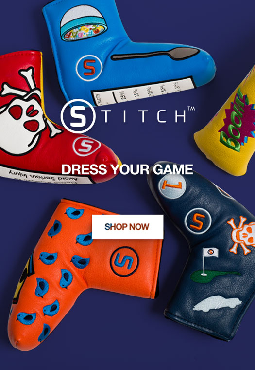 Dress Your Game. Shop Stitch.