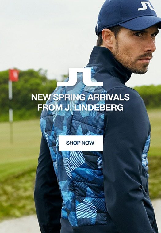 New Spring Arrivals From J. Lindeberg