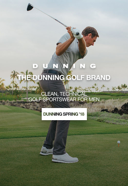 The Dunning Golf Brand