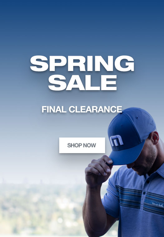 Spring Sale - Final Clearance