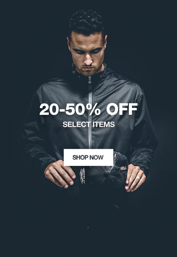 20-50% Off Select Items