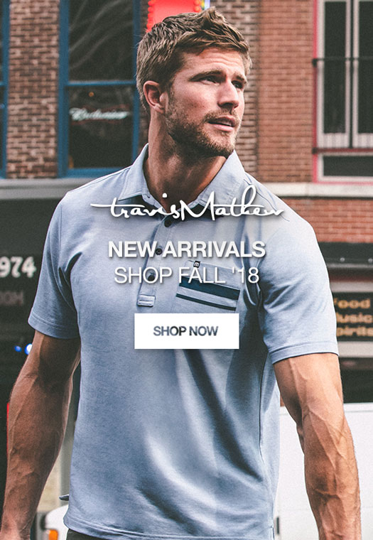 New Arrivals From TravisMathew