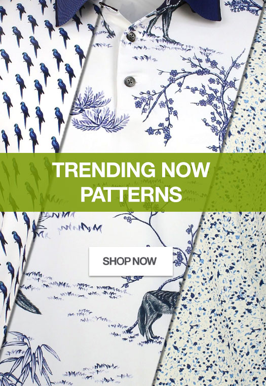 Trending Now : Patterns