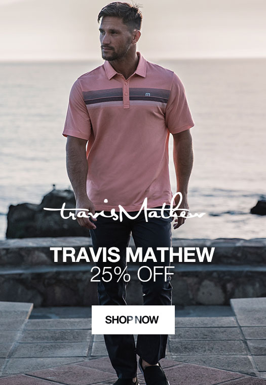 4abc3a8565 25% Off Travis Mathew