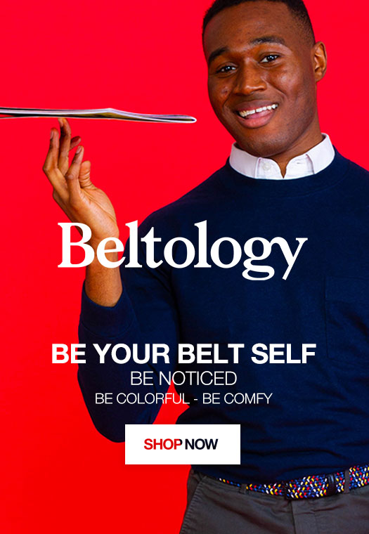 Beltology Belts | Be Noticed - Be Colorful