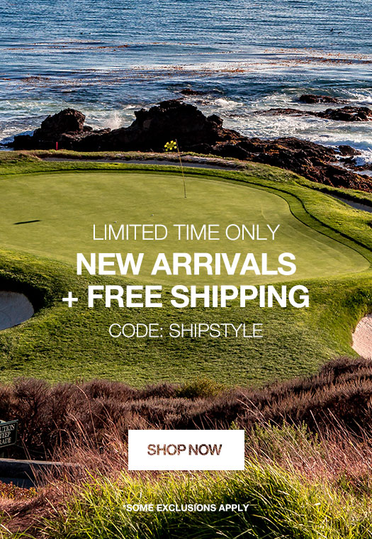 New Arrivals + Free Shipping | Code: shipstyle - Limited Time Only