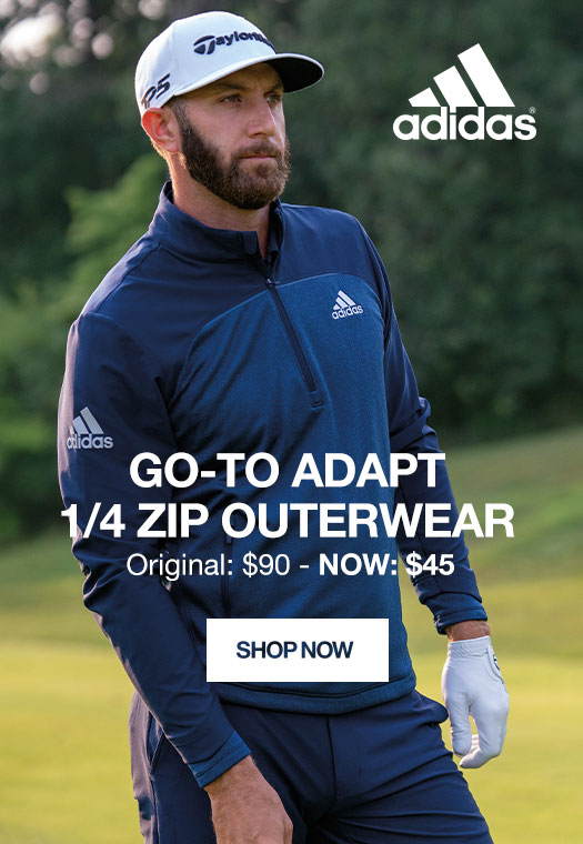 Adidas Go-To Adapt 1/4 Zip Outerwear