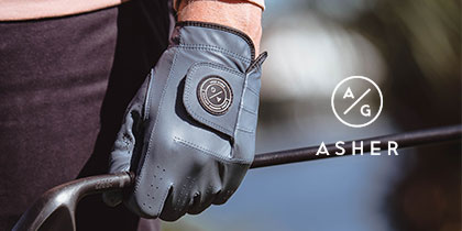 Asher Golf Stylish, High Quality Golf Gloves