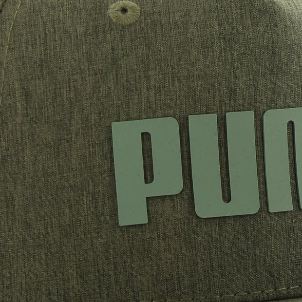 Puma Go Time Flex Snapback Headwear in Forest Night Laurel Heath Mfr.  Close-Out e1e65f202e5f