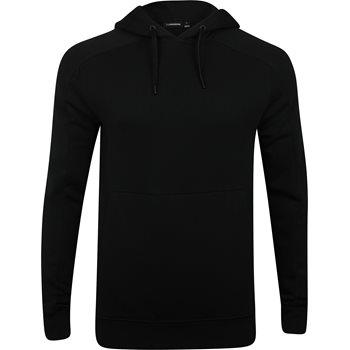 J. Lindeberg Throw Ring Loop Print Hoodie Sweatshirt Outerwear