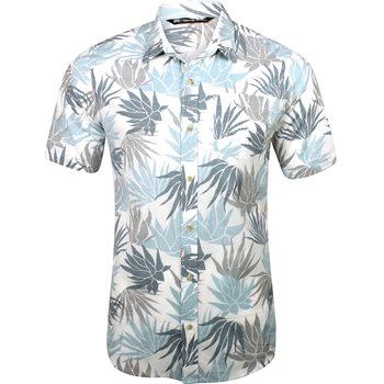5e44502c7a5 TravisMathew Monocots Floral Button Up Shirt Mfr. Close-Out