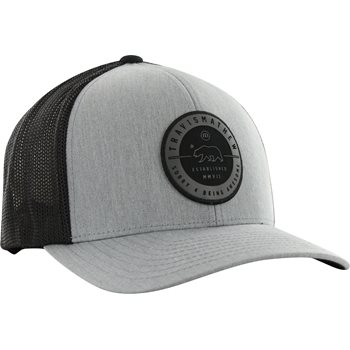 f2719c7afe0 NEW. TravisMathew Black Bear Headwear Mfr. Close-Out