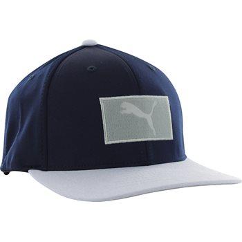 Puma Play Loose Utility Patch 110 Snapback Headwear fa932761501
