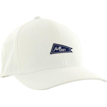 7eeeee40 Matte Grey Tricot Flag Sport Headwear