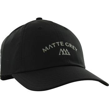 b3170065 Matte Grey Arch Low Pro MG Headwear