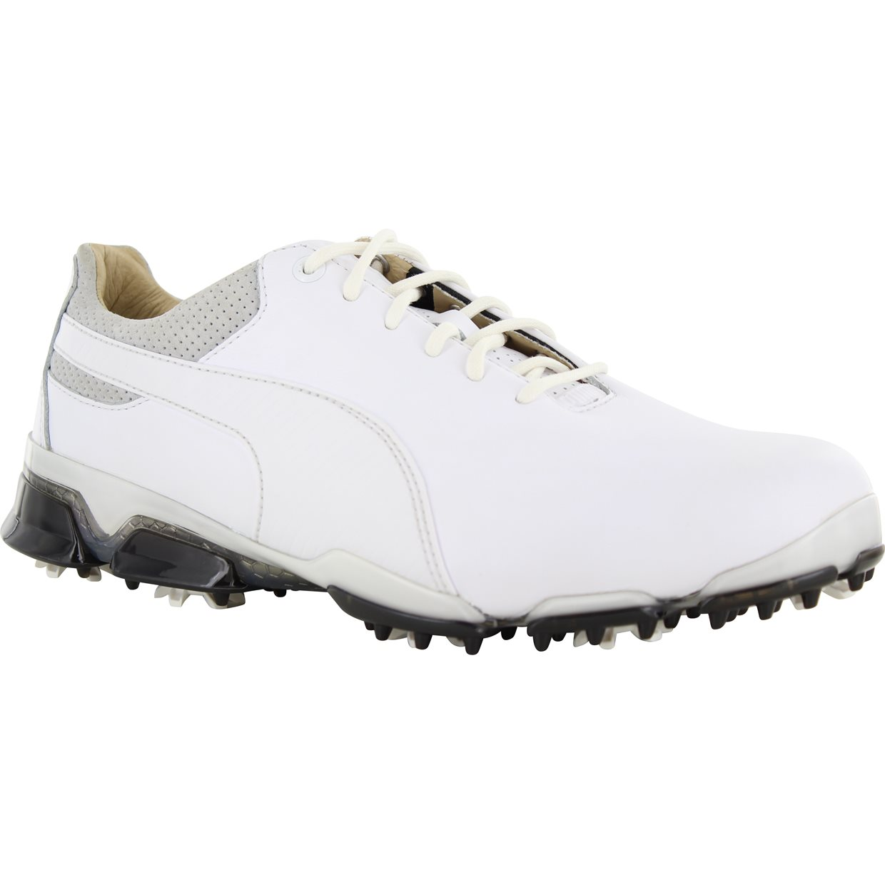 Nike Tour Premium Golf Shoes White