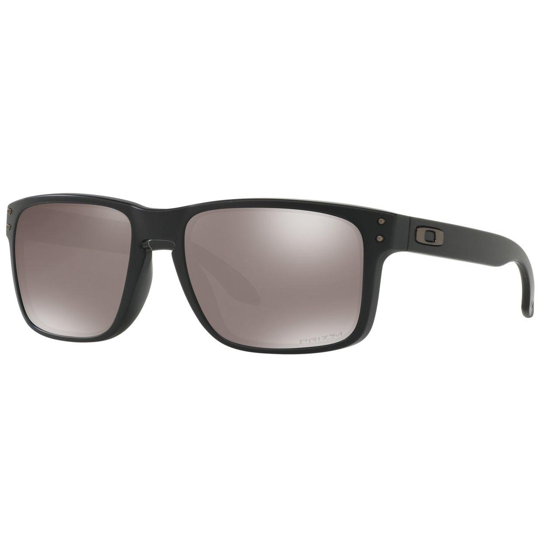 9df15a0c125 Oakley Holbrook Polarized Sunglasses in Matte Black Prizm Black Polarized  Lens