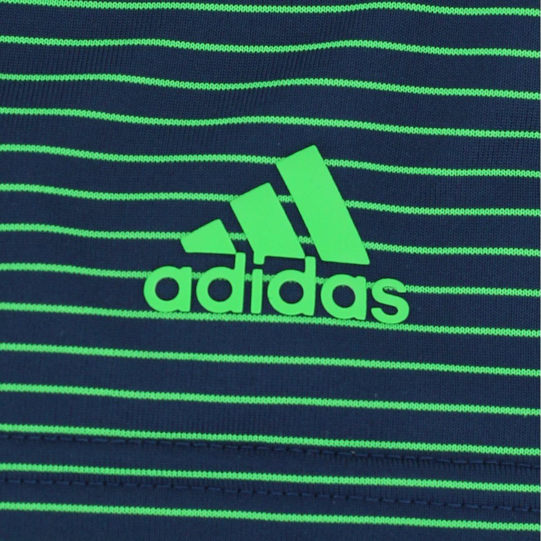 Adidas 2-Color Merch Stripe Shirt | FairwayStyles.com