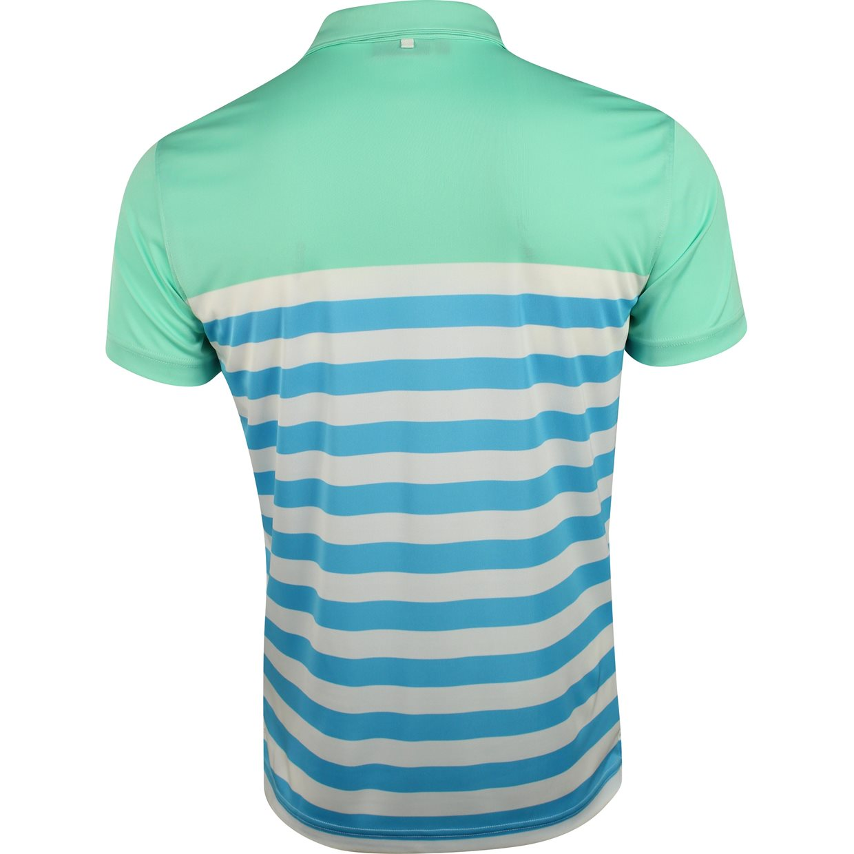 J lindeberg carl slim tx jersey shirt for Mint color polo shirt