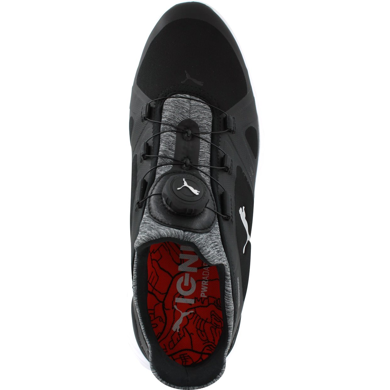 312f9844d9eccd Puma Ignite PWRAdapt Disc Golf Shoe in Black White