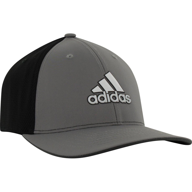 06ae5dd4 Adidas Climacool Tour Headwear in Grey Four Mfr. Close-Out