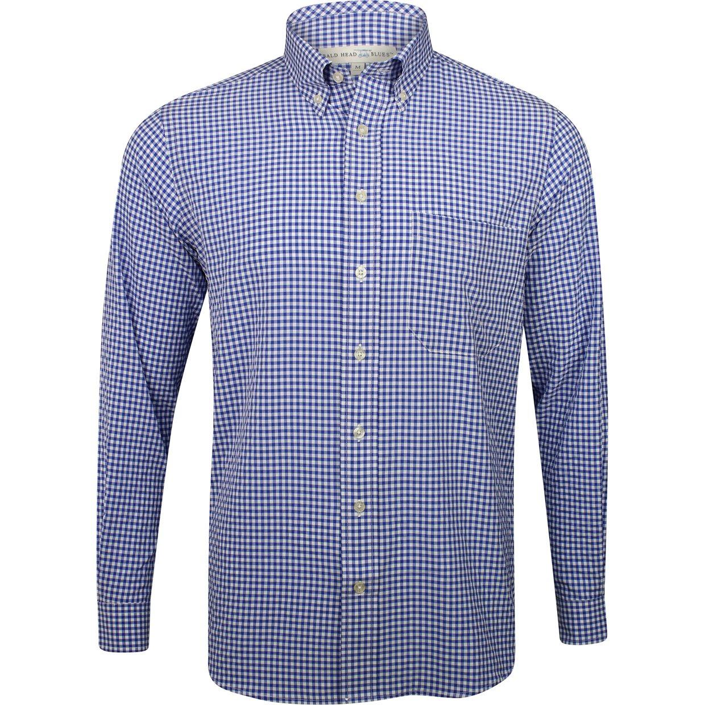 b59eaec7da5 Bald Head Blues Charleston L S Sport Button Down Shirt in Blue