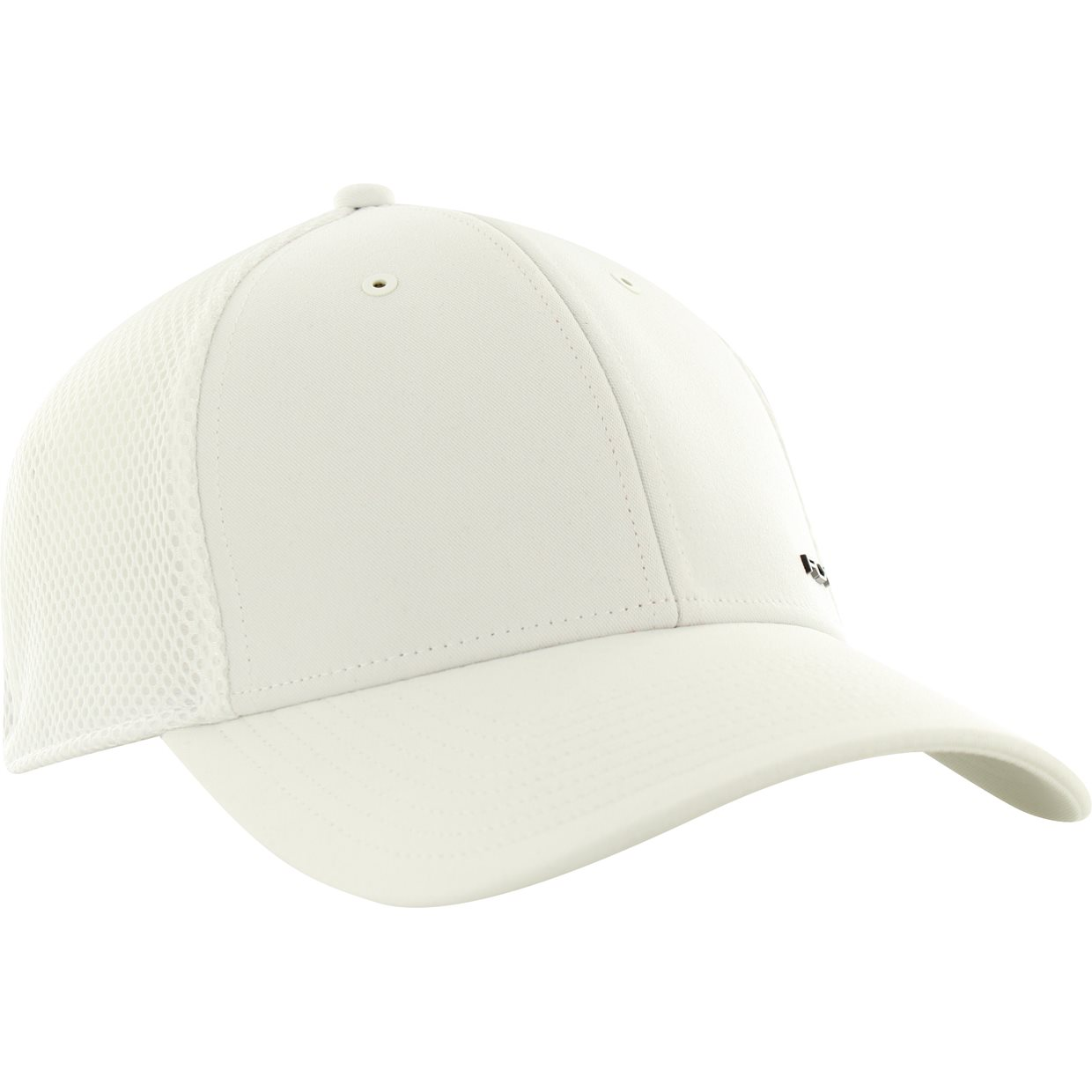 a5c45e388cead RLX Golf Poly Twill Flex Fit Headwear in Pure White Mfr. Close-Out