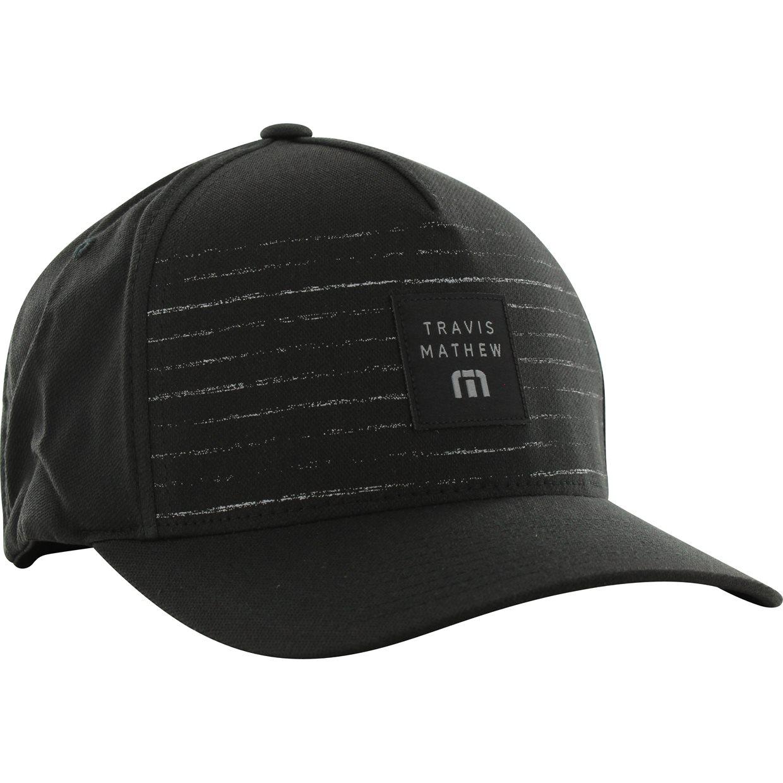 TravisMathew Edmiston Headwear in Black 9727afd3889c